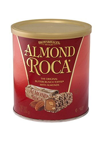 Brown and Haley Almond Roca (1) 10 OZ Can -