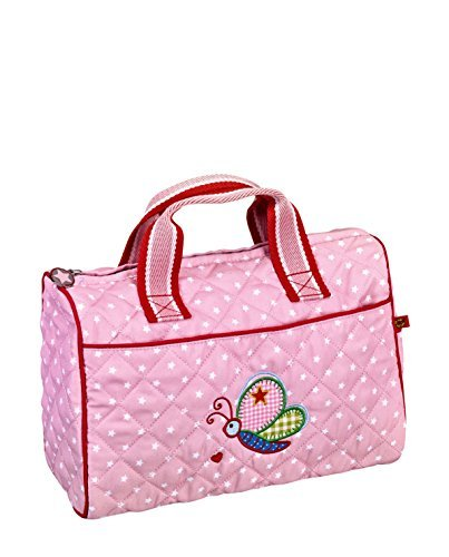 Baby Charms Baby's First Trip Toilet Bag, 30 x 20 x 15 cm, Pink, Model# 12603 by Baby Charms