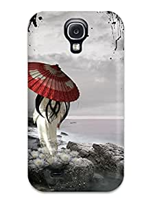 New IzZLEcc16823hcsda Japanese Art Tpu Cover Case For Galaxy S4