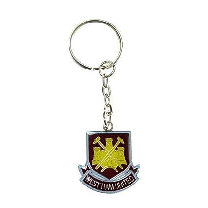 West Ham United FC llavero Key Ring Keyring Premier League ...