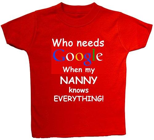 Acce Manches 24 Bébé fille 0 Rouge shirt Courtes Products À Mois T rqt6xwUrg