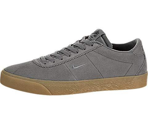 Nike SB Zoom Bruin Mens Fashion-Sneakers AQ7941-002_8.5 - Gunsmoke/Gunsmoke-Black-Gum Light Brown