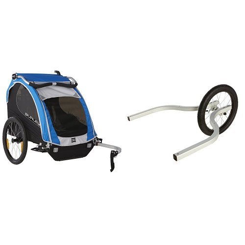 Burley Bike Trailer Stroller Conversion Kit - 8