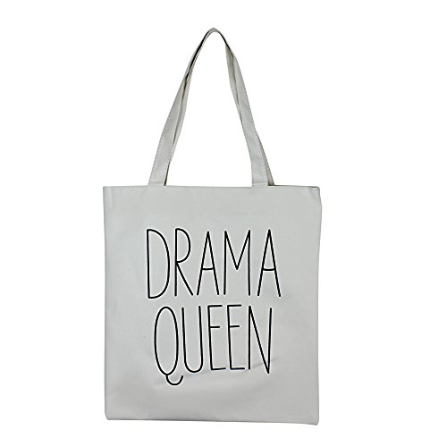 Drama Queen Tote Bag - 1