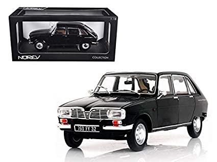 Amazon.com: DIECAST Toys CAR NOREV 1:18 1967 Renault 16 ...