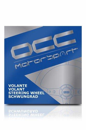 OCC MOTORSPORT OCCVOL007 OCC ALCANTARA TRACK VOLANT BRAS ABS PLASTIC//CARBONE