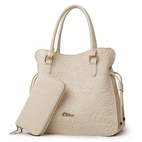 d'unité main de et de à main concepteur à en main de femmes pour de de à dames sacs sacs d'impression cuir sacs les rose à sacs de Sacs Beige de centrale main wIUxP4qq