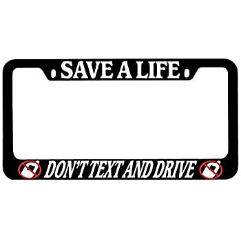 Deadpool Aluminium Metal License Plate Tag Auto Car Truck T-Deadpool#2