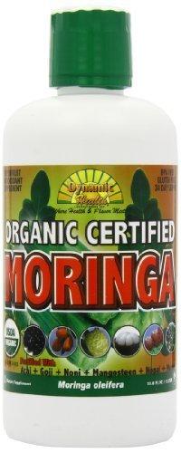 Dynamic Health Juice, Organic Moringa, 33.8 Fluid Ounce by Dynamic -