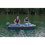 Molded Bass Boat Cover Hot Shot 8ft Hunter Green