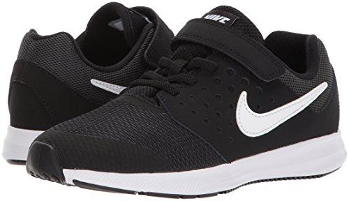 Nike Boys' Downshifter 7 (PSV) Running Shoe Black/White - Anthracite 11.5 M US Little Kid by Nike (Image #5)