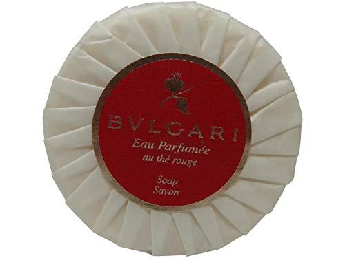- Bvlgari Eau Parfumee Au the Rouge Soap, 1.76 oz. Set of 6