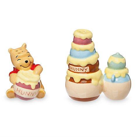 Winnie the Pooh Salt & Pepper Set (Winnie Merchandise The Pooh)