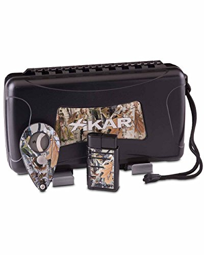 Bullseye Limited Edition Gift Set Xi2 Camo Cutter Linea Single Flame Lighter Warranty