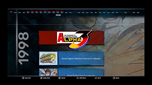41JSo9gGl L - Street Fighter 30th Anniversary Collection - Xbox One Standard Edition
