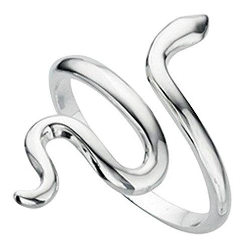 Bague serpent en argent 925//1000 50 Mon-bijou D2982