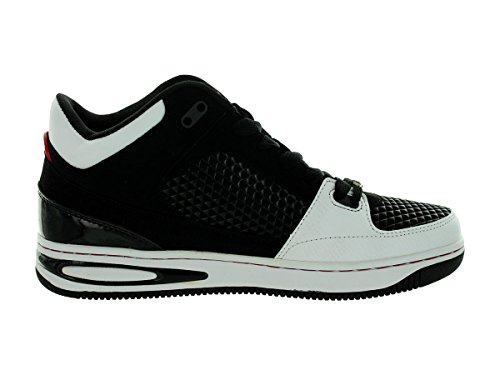 Amazon.com: Fubu Men's Lockdown White/Black/Red Casual Shoe 7 Men US:  Health & Personal Care