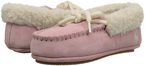 Pictures of Polo Ralph Lauren Kids Girls' Allister Slipper RF100516T 4