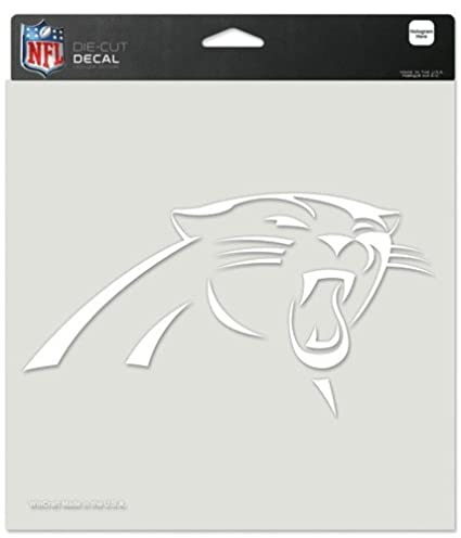 Verzamelingen Carolina Panthers Stickers Die-Cut Decal Auto Stickers 3-Pack