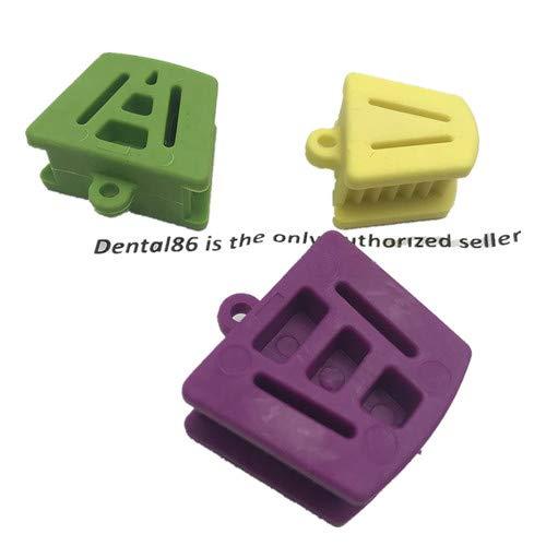 3pcs Silicone Latex Mouth Prop Dental Retractor autoclavable