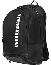 Unsquashable Unisex Tour-TEC Pro Rückenschläger, Schwarz, 32 x 20 x 50 cm