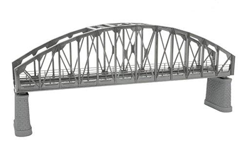 MTH 80–1042HOキットアーチブリッジ、シルバー