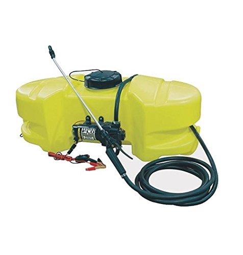 - AG South Gold SC15-SS-GTNS Spot Sprayer 15 Gal Polyethylene Tank