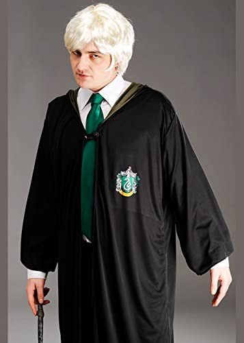 Delights Perruque de Taille Adulte de Style Malfoy Draco