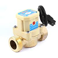 26mm 3/4 PT Thread Connector 120W Pump Flow Sensor Liquid Switch for Water Heater