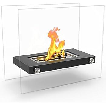 Amazon.com: Regal Flame Monrow Ventless Indoor Outdoor Fire Pit ...