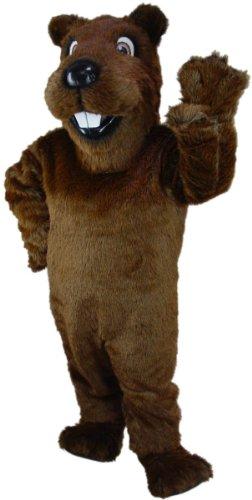 [Gopher/Groundhog Mascot Costume] (Gopher Costumes)