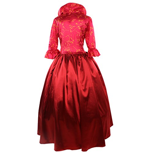 CosplayDiy Women's Victorian Ball Gown Wedding Dress XXXXL by CosplayDiy (Image #3)