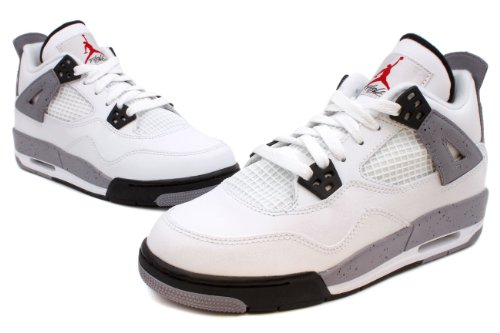 AIR JORDAN 4 RETRO (GS) '2012 RELEASE' - 408452-103