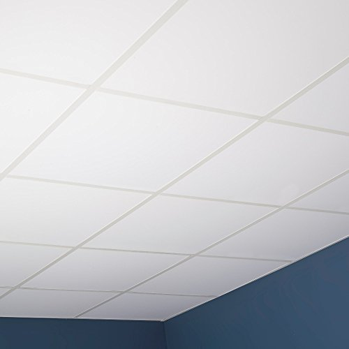 Genesis Easy Installation Smooth Pro Lay In White Ceiling