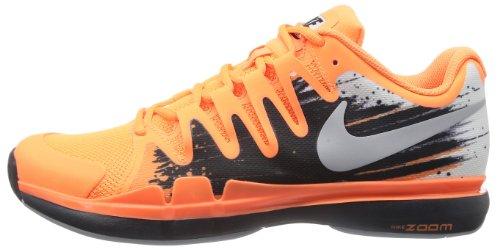 nike zoom vapor 9 5 tour s tennis shoe orange us10
