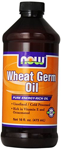 NOW Wheat Germ Oil 16 Ounce product image