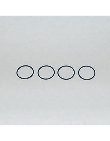 Trumpet Cornet Tuning Slide Rubber Stop Ring Bumper Stopper O Ring Set of 4