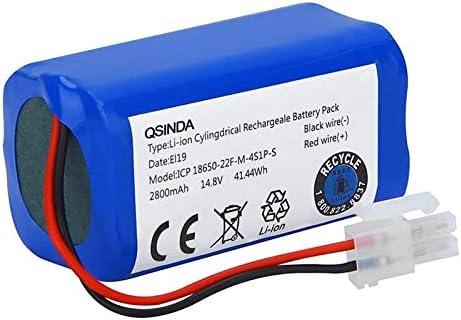Gaoominy 14.8V 2800Mah Batería de Repuesto para Robot Aspiradora Ilife A4 A4S A6 V7: Amazon.es: Hogar