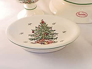Spode Christmas Tree Bathroom Accessories (Soap Dish)