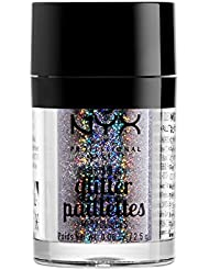 NYX PROFESSIONAL MAKEUP Metallic Glitter, Style Star, 0.08 Ounce