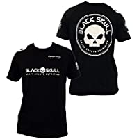 Camiseta Black Skull BodyBuilder - Black Skull - M