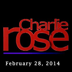Charlie Rose: Steven Brill and David Zwirner, February 28, 2014