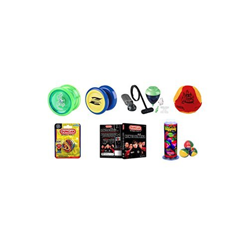 Duncan Intermediate Yo-Yo & Skill Toy Set - 7 pc. by Duncan