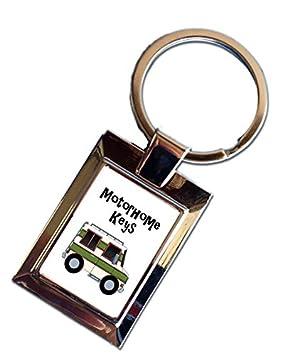 Maisie Moo Gifts Limited Motorhome Campervan Motor Home Camper Van Keys Gift Keyring Keychain: Amazon.co.uk: Kitchen & Home
