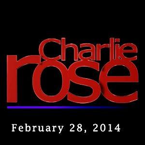 Charlie Rose: Steven Brill and David Zwirner, February 28, 2014 Radio/TV Program