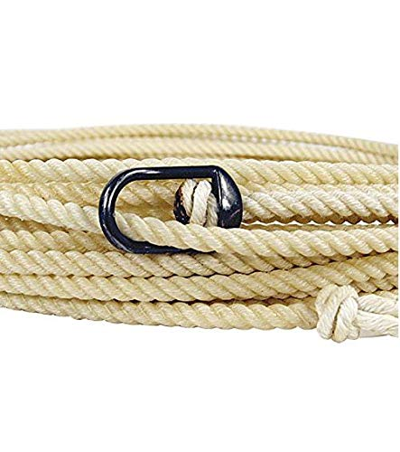King Saddlery Inc Nylon Horse Rope/Honda Ranch Rope