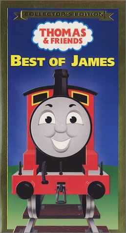 Price comparison product image Thomas & Friends: Best of James Collector's Edition