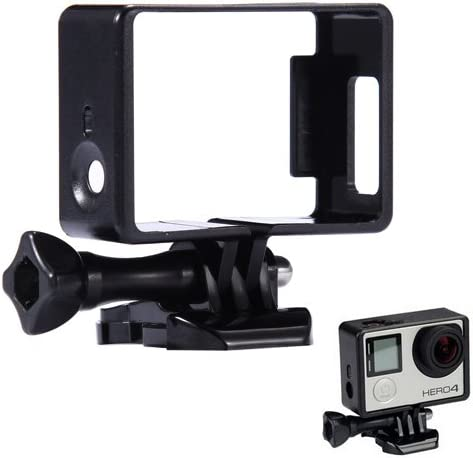 Marco estándar montaje encaja GoPro HERO 4 Session Carcasa protectora de reemplazo