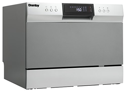 Danby DDW631SDB Countertop Dishwasher Stainless