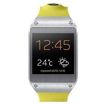 Samsung Galaxy Gear - Smartwatch, Verde- Versión Extranjera ...